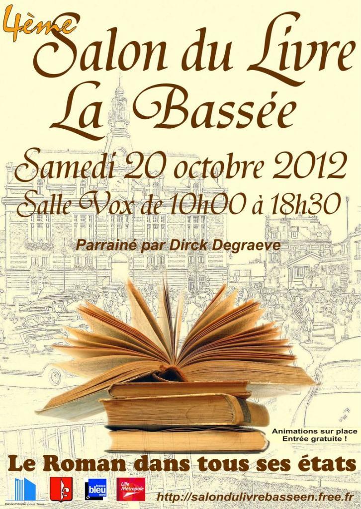 Salon du livre de la bass e for Salon du livre de pau