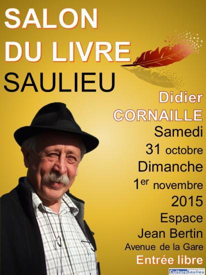 Affiche saulieu 2015