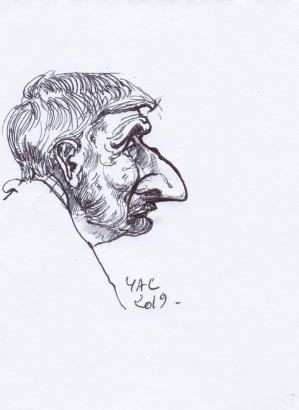 Caricature jfz