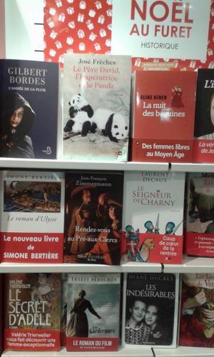 Librairie furet lille 2017
