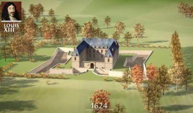 Versailles louis xiii
